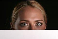 Spazio in bianco per il vostro testo Fotografia Stock