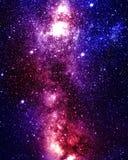 Spazio cosmico profondo Fotografia Stock