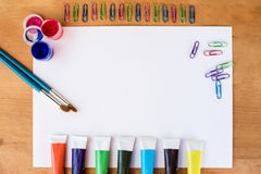 Spazio creativo immagini stock libere da diritti