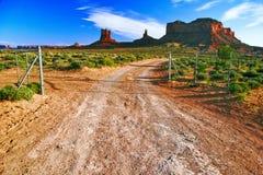 Spazio dell'Arizona Fotografia Stock Libera da Diritti