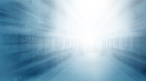 Spazio di Digital Immagini Stock