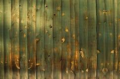 Spazio di legno verde della copia Fotografia Stock Libera da Diritti