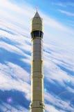 Spazio di Rocket Fotografie Stock