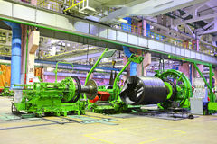 Spazio industriale immagine stock