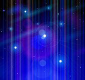 Spazio, stelle, universo Fotografie Stock