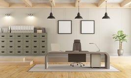 Spazio ufficio contemporaneo Immagini Stock