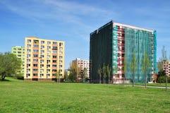Spazio urbano, rinnovamento della casa Fotografie Stock