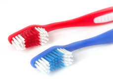 Spazzola dentale Immagine Stock