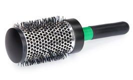 Spazzola di capelli Immagini Stock