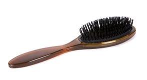 Spazzola di capelli Immagine Stock