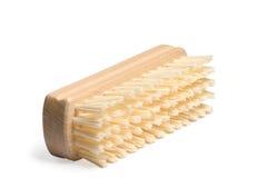 Spazzola di legno Fotografia Stock Libera da Diritti