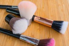 Spazzola per Make up ed i cosmetici Immagini Stock Libere da Diritti