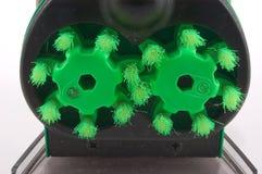 Spazzole di sfregatura Fotografie Stock Libere da Diritti