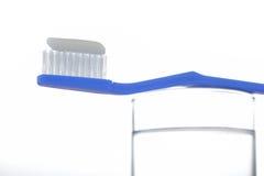 Spazzolino da denti Fotografia Stock Libera da Diritti