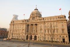 Szanghaj Pudong bank rozwoju Fotografia Stock