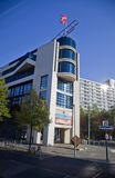 SPD Building in Berlin Stock Photography