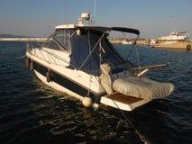 Speadboat Stock Photo