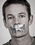 Speak out Royalty Free Stock Photography