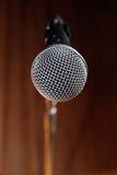 Speak up loud. Stand up comedy. Royalty Free Stock Images