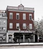 Speakeasy Bar & Grill, Newport, RI. Royalty Free Stock Photos