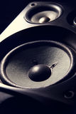 Speaker 01 stock photography