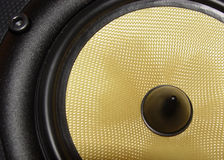 Speaker. Photo of Highend Speaker royalty free stock photos