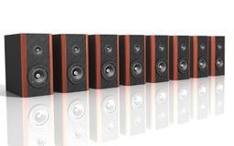 Speaker Stock Photo