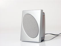 Speaker. Computer speaker stock photo