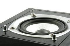 Speaker. Close up of a hifi speaker Stock Images