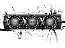 Speaker royalty free illustration