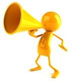 Speaker Royalty Free Stock Photo