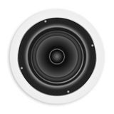 Speaker. Isolated on white background Royalty Free Stock Images