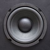 Speaker. Close-up Royalty Free Stock Images