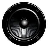 Speaker. Isolated on white background vector illustration