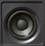 Speaker for audio reproduction Stock Photo