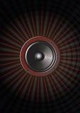 Speaker Background Stock Photo