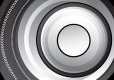 Speaker Background. Illustration of a speaker background Stock Photography