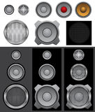 Speaker basic Stock Photos