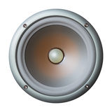 Speaker bass driver Stock Photography