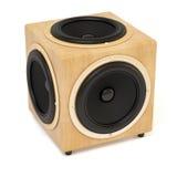 Speaker box Stock Image