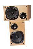 Speaker boxes Stock Photos