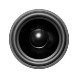 Speaker close up view Royalty Free Stock Photo