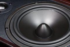 Speaker closeup Stock Photography