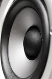 Speaker cone royalty free stock photography