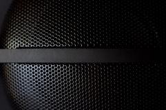 Speaker cover texture Royalty Free Stock Image