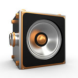 Speaker, 3D Stock Images