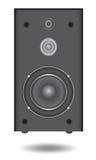 Speaker design Stock Photo