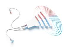 Speaker device Royalty Free Stock Image