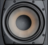 Speaker Driver Stock Photography