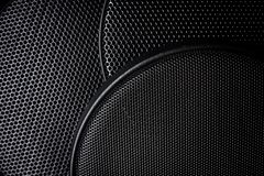 Speaker grid Royalty Free Stock Photo